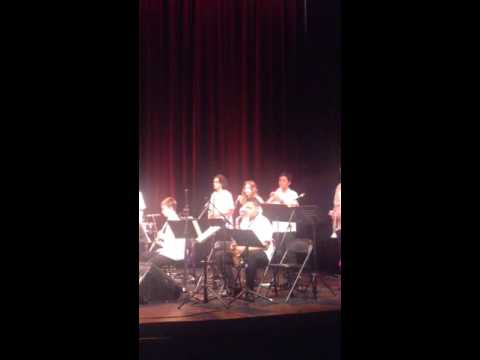 LATIN JAZZ YOUTH ENSEMBLE AT BRAVA THEATER