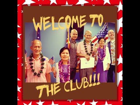 WELCOME TO CLUB USA!!