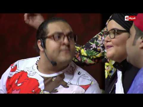 داليا سمير - فيلم الناظر مع هالة فاخر | نجم الكوميديا