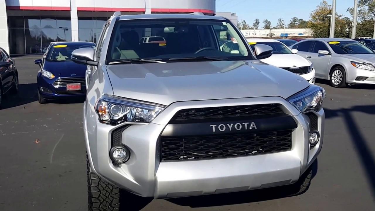 2018 Toyota 4runner Xp Predator For Larry From Randy At Lagrange