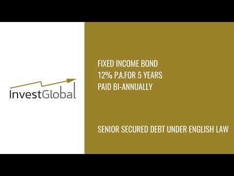 Fixed Income Investment – Asset Backed Investment Bond – Bi annual Interest payment