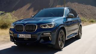 2018 BMW X3 Movie | 1080p HD | Interior And Exterior