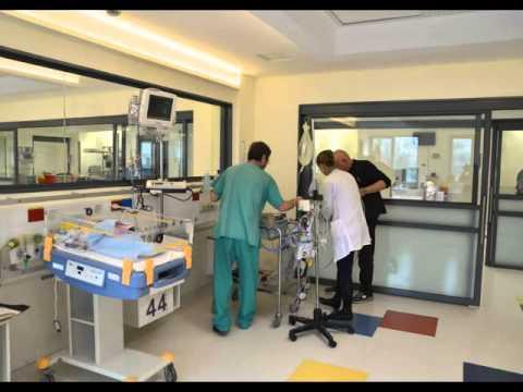 Shaare Zedek Medical Center in Jerusalem NICU - largest in ...