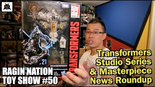 Transformers Studio Series & MP News Round Up for June 2020 - [RAGIN NATION TOY SHOW #54]