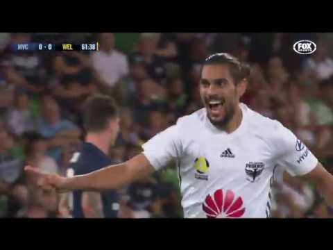 Melbourne Victory Vs Wellington Phoenix - EXTENDED HIGHLIGHTS - Round 10 - Hyundai A-League 2018