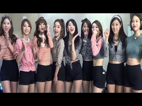 Watch the truth and the past of Nine Muses band