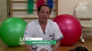 HERNIA DISCAL: TRATAMIENTO CON FISIOTERAPIA / Alex Silva