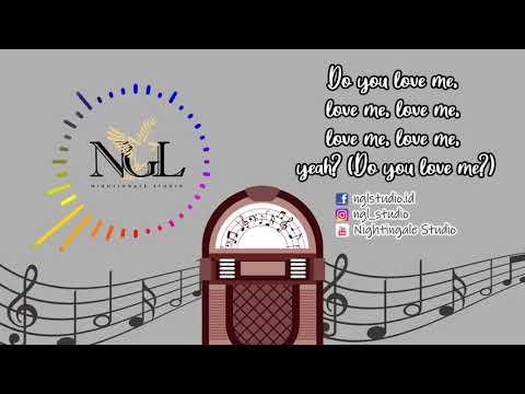 Do You Love Me - Stephanie Poetri (Best Karaoke Version)
