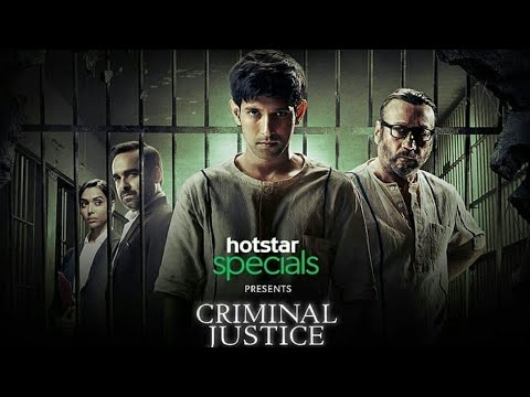 Hotstar Criminal Justice 2019 Full Cast Real Names  