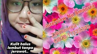 Download Video Pengakuan Hebatnya sabun Nu Amoorea. Wawancara ke-4. Pengguna setia sabun Nu Amoorea PT DEP MP3 3GP MP4