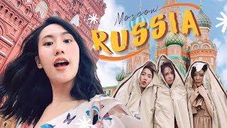 เที่ยวรัสเซีย ♡ ไม่เพลียไม่กลับค้าบบบ   MayyR in Russia