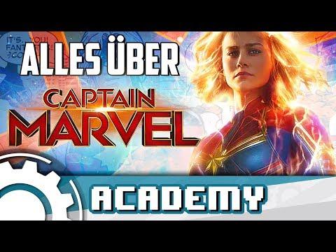 Alles über Captain Marvel: Carol Danvers & Mar-Vell