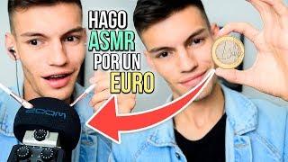 ASMR - ME RETARON HACER ASMR CON UN EURO Y ESTO COMPRE | ASMR Español