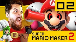 LES NIVEAUX SPEED D'AT0 ! | Super Mario Maker 2