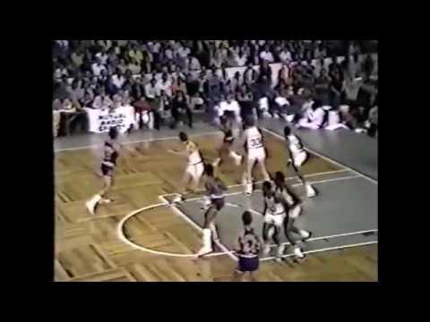 Celtics Defense vs Suns 1976 Game 5 NBA Finals