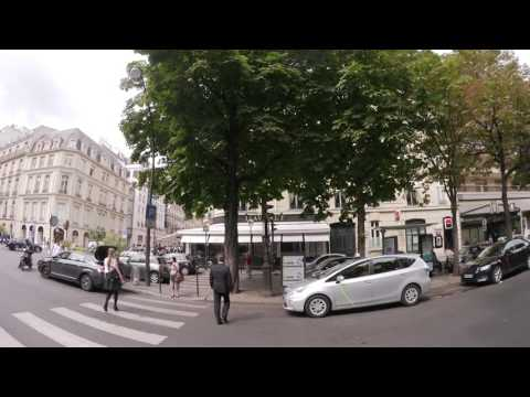 Avenue Montaigne Paris