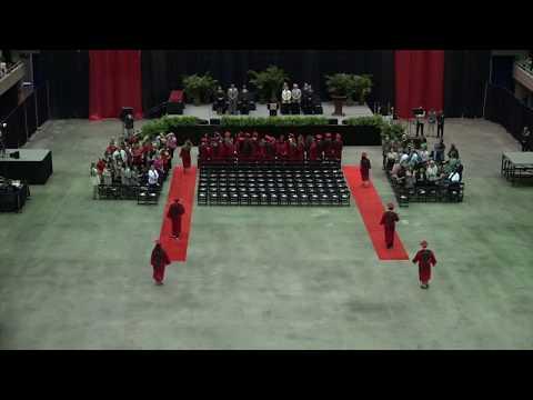 2017 Bryan County High School Graduation