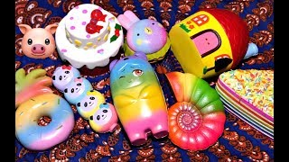 MOST COLOURFUL SQUISHY!! (in my collection)