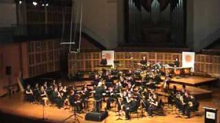 Shepherds Hey, English Morris Dance, Percy Grainger, SWO Symphonic Wind Orchestra, SYO Concert