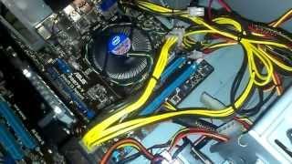 Встановлення відеокарти GTX 650 Ti 1 Gb