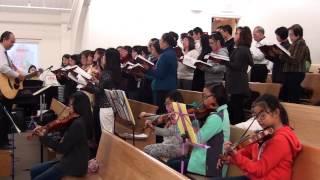 Cho Con Được Nên Thánh  - Ca Đoàn Thánh Giáo Hoàng Gioan Phaolo II - 20150201