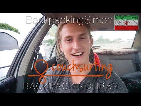 COUCHSURFING IM IRAN ARAK VLOG | #346