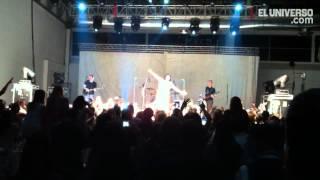 Concierto de Rosana en Guayaquil