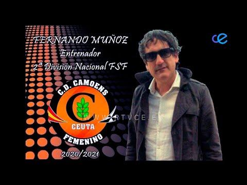 Fernando Muñoz, nuevo entrenador del Camoens