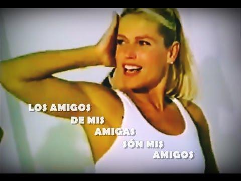 Xuxa - Los Amigos Amigos de Mis Amigas Són Mis Amigos