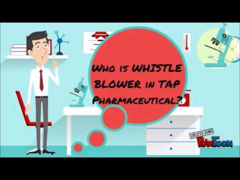 WHISTLEBLOWER CASE AT TAP PHARMACEUTICALS