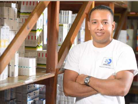 CEDETSA Pharmaceutical Wholesaler Nicaragua