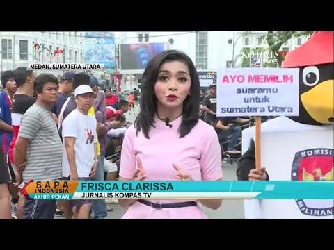 KompasTV Medan Jadi Rumah Pilkada 2018