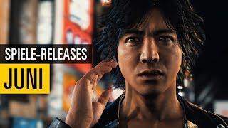 Spiele-Releases im Juni 2019 | Für PC, PS4, Xbox One und Switch