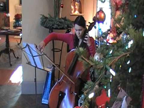 Vocalise cello solo