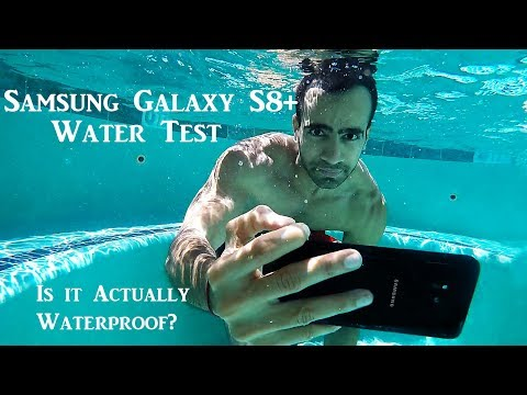 samsung-galaxy-s8+-water-test.-is-it-actually-waterproof?