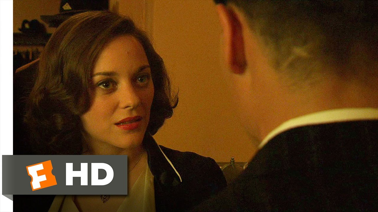 Public Enemies 310 Movie CLIP What Else Do You Need