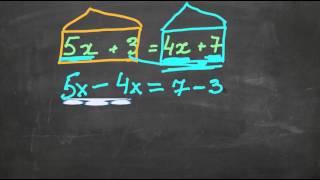 Розв'язування рівнянь. 6 клас