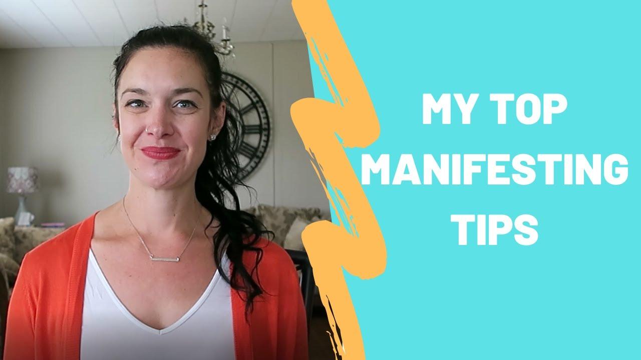My Top 12 Manifesting Tips | Meghan Olsgard