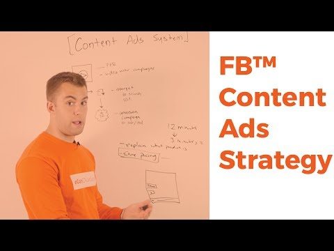 FB™ Ads Training - Content Strategy System