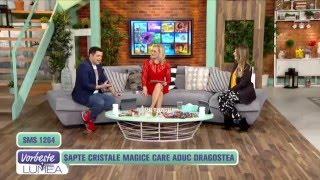 7 cristale magice care aduc dragostea -Nicole Dragoi