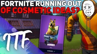 Is Fortnite Running Out Of Ideas For Skins? (Fortnite Battle Royale)