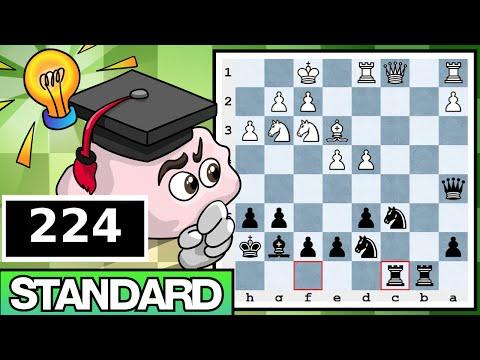Standard Chess #224: santaneco1 vs. IM Bartholomew (Sicilian Defense)