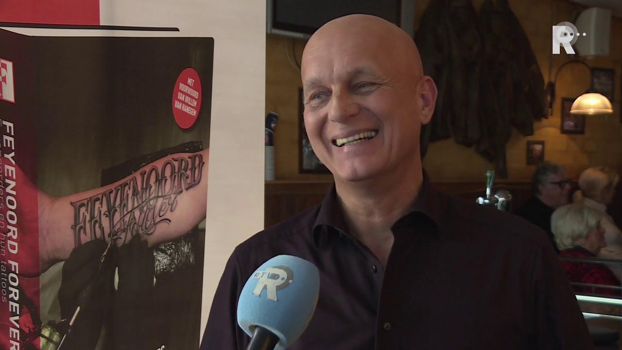 Schrijver Frans Reichardt vertelt over het boek 'Feyenoord Forever ...