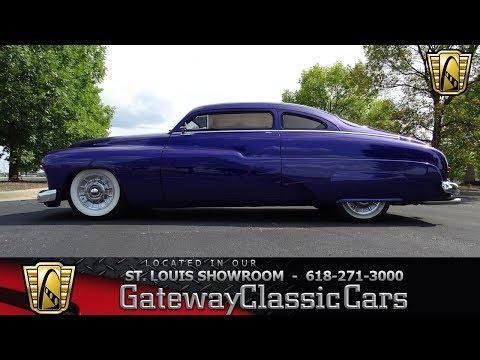 #7431 1940 Mercury Coupe - Gateway Classic Cars of St. Louis