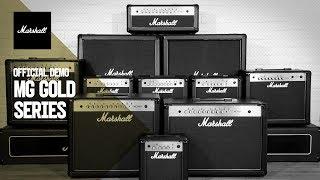 Marshall MG Gold | Product Demo | Marshall