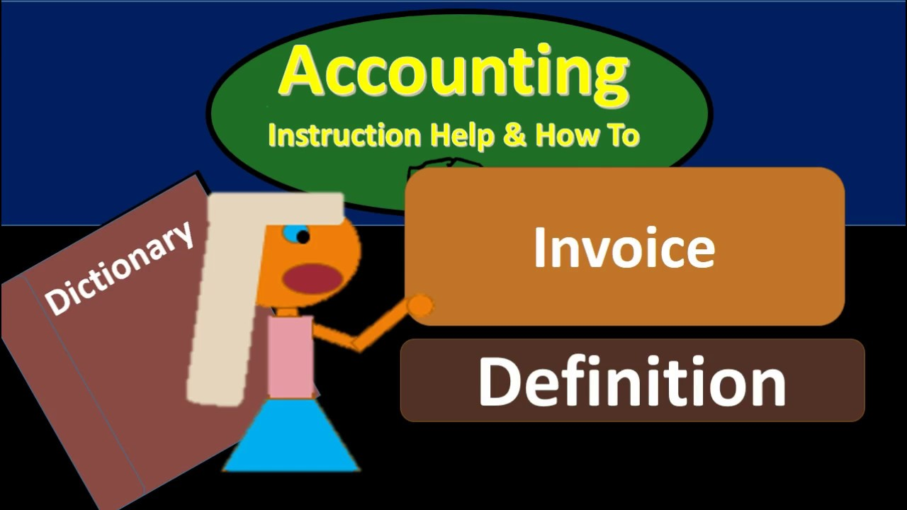 Invoice Definition What Is Invoice YouTube - Invoice discrepancy meaning