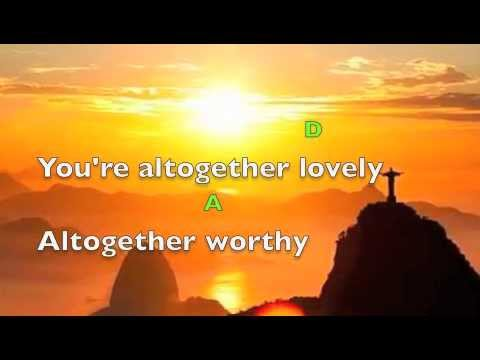 Here I am to worship (lyrics & chords) Chris Tomlin