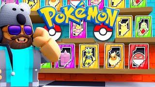 Roblox Pokémon but the Pokemon are TOYS!  (Playtale)