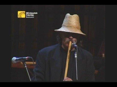 Muzsikás LIVE 003.- The Hungarian Folkmusic Ensemble