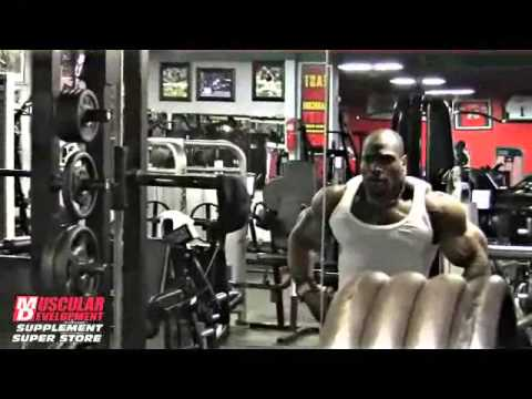 IForce Nutrition Presents Coverage of the 2011 NPC National Bodybuilding Champio 3